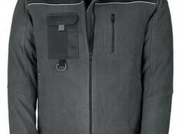 Флисовая куртка, куртка рабочая флиссовая, куртка