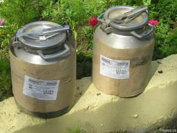 Фляга-бидон алюминиевая 10-18-25-38-40л