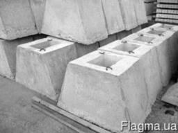 ФО-2 Фундамент для плиты забора