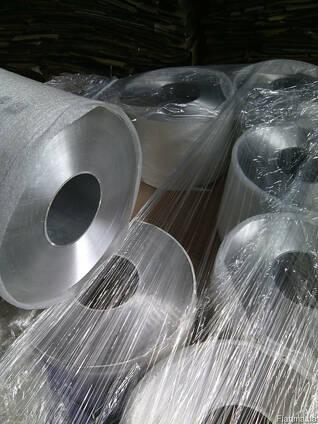 Фольга алюминиевая пищевая шириной 150 мм, 95мм. толщ 0,01
