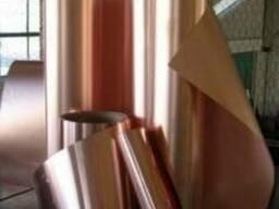 Фольга, ленты, листы и плиты медные. ГОСТ 1173-2006