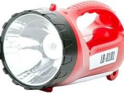 Фонарь аккумуляторный Intertool - 15 LED x 5 Вт (LB-0101)