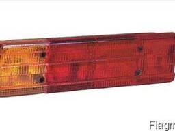 Фонарь задний Mersedes-609 (4 секции) Sertplast (красный)