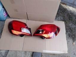 Фонарь задний Opel Corsa E