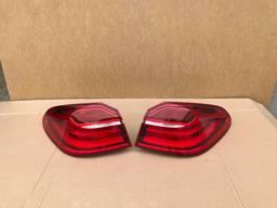 Фонари комплектные левый/правый (LED) BMW X4 F26, 2014-18 гг.