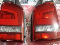 Фонари задние на микроавтобус VW Фольксваген Мультиван Т5, Т