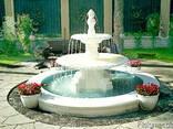 Фонтаны,садово-парковые фигуры - фото 1