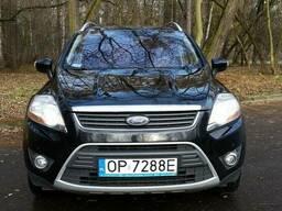 Форд Куга, Разбор запчасти на Ford Kuga