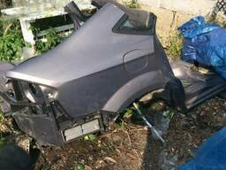 Ford Mondeo MK4 2007-2013 Четверть, Задня частина машины б\у