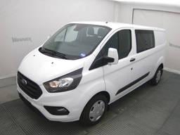 Ford Transit Custom DC in Van