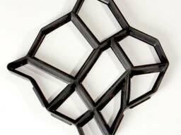 Форма для бетонной дорожки Горный камень