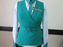 Форма для ресепшена, униформа для гостиниц