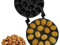 Форма для выпечки орешков Орешница с антипригарным /. ..