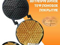 """Форма для выпечки печенья """"треугольники"""" с антипригарным/тефлоновым покрытием"""