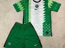 Форма футбольная сборная Нигерии(Nigeria), евро 2020
