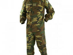 Форма камуфлированная итальянской армии образца 2001 года woodland