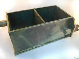 Форма куба 2ФК-100 оцинкованная