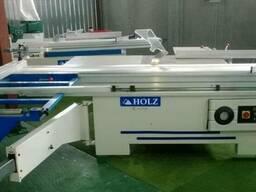 Форматно-раскроечный станок HOLZ MJ-45 с 380В на 220В
