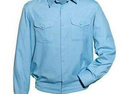 Форменная мужская рубашка