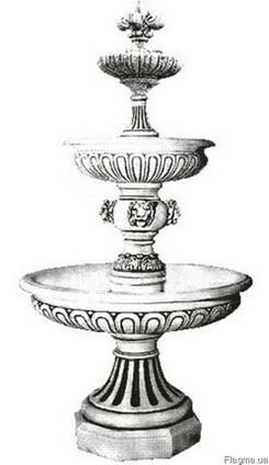 Формы для фонтанов из бетона купить памятник из бетона в москве