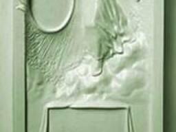 Формы для памятников АБС, ПВХ, Стеклопластик, Комби
