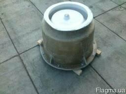 Формы стеклопластиковые для бетонных изделий .
