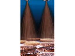 Форсунки для распыления вязких (глазурь, шоколад, масло, )