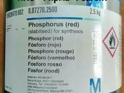 Фосфор красный Германия (Merk)