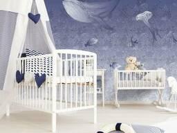 Фотообои для детской комнаты Жители океана Sea Life 250 см х 155 см