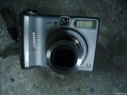 Фотоаппарат 3,2 мегапикселей Canon PowerShot A510
