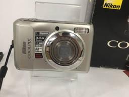 Фотоаппарат Nikon Coolpix L19 Новый без батареи в Запорожье - фото 3