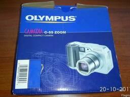 Фотокамера Olympus C-55 Flash 512 гб в подарок