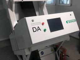 Фотосепарация зерна до 99.9% в оптической сортировочной машине Bühler