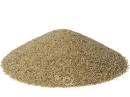 Кварцовий пісок фракціонований 0,1-0,6 мм