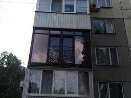 Французский балкон Кривой Рог, балкон под ключ лучшая цена