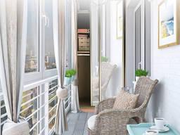 Дешёвый Французский Балкон Недорогой Француз