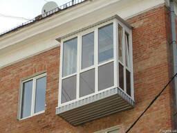 Недорогой Балкончик по Французски