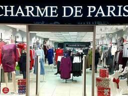Франшиза на открытие фирменного магазина женской одежды