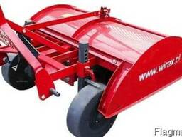 Фреза трактор МТЗ, ЮМЗ, міні-трактор. Польша. Захват 1.2м-2м