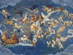 Фреска Zodiaco