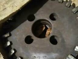 Фреза 250 мм торцевая со вставными рифленными ножами