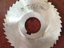 Фреза дисковая отрезная 100x3.5 новые