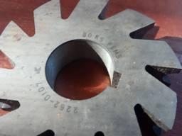 Фреза фасонная радиусная вогнутая Ф80 R5 Р6М5 2262-0107