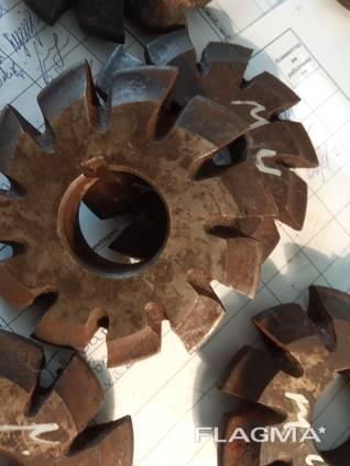 Фреза дисковая модульная М 5.5 20* 9хс СССР №1 №2