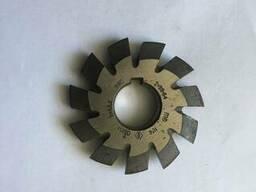 Фреза модульная М7 №3 0-120 Z=17-20