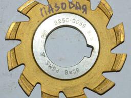 Фреза пазовая (2250-0059) 80 мм, 80х8 z=12, dвн=27мм, Р6М5