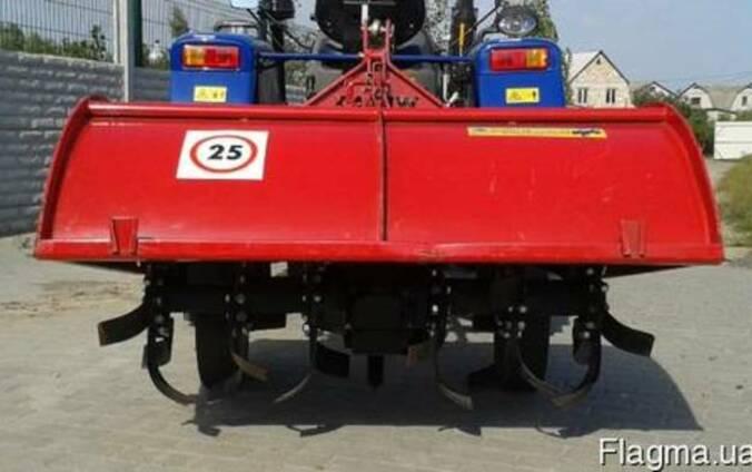 Фреза U575/3 1.25 м с колесами /Wirax, Польша/