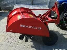 Фреза U575/3 1.25 м с колесами /Wirax, Польша/ - фото 2