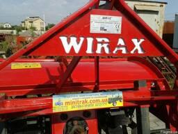 Фреза U575/3 1.25 м с колесами /Wirax, Польша/ - фото 4
