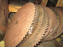 Фреза відрізна по дереву- циркулярка Д 250-600 мм